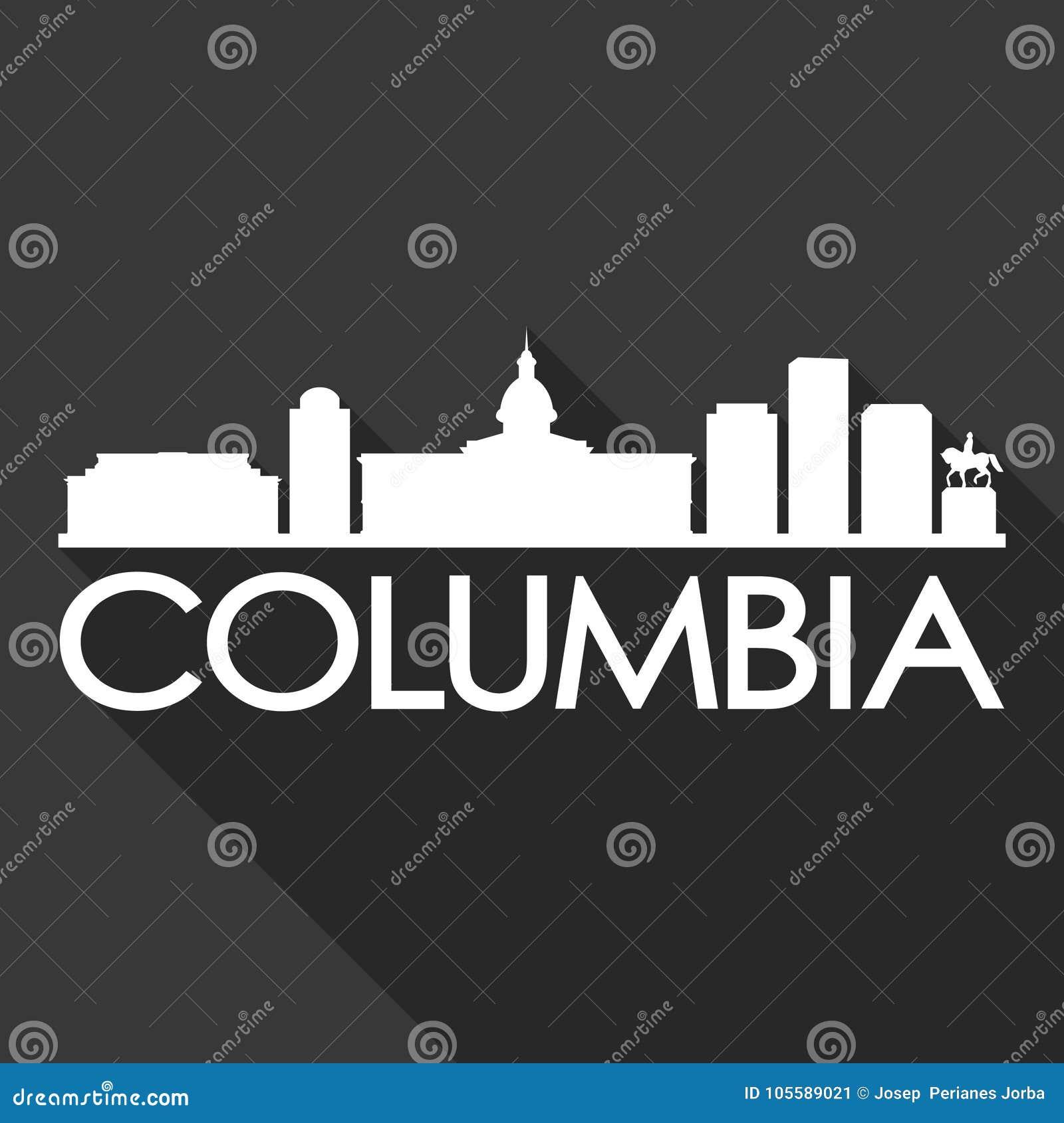 South Carolina Home Decor South Carolina Art Columbia Sc: Columbia South Carolina United States Of America USA Icon