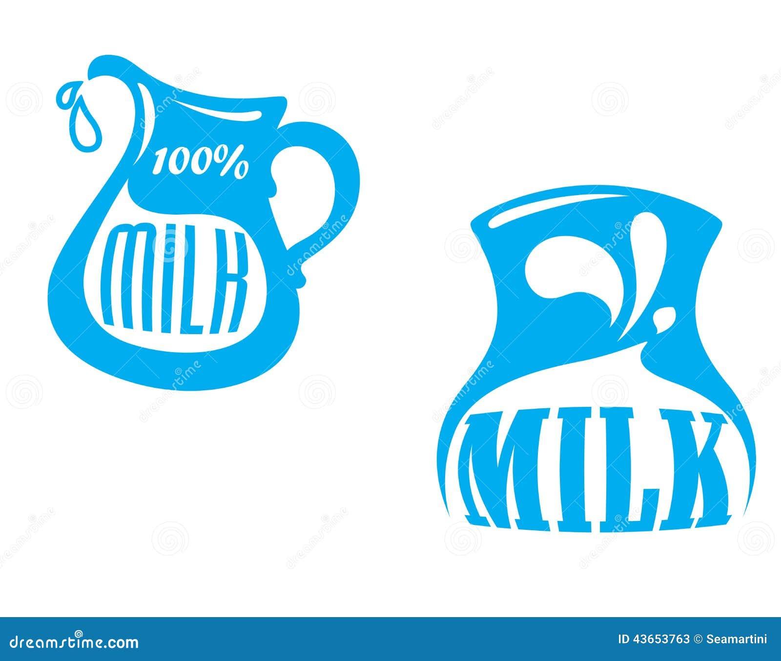 Emblemi e simboli del latte