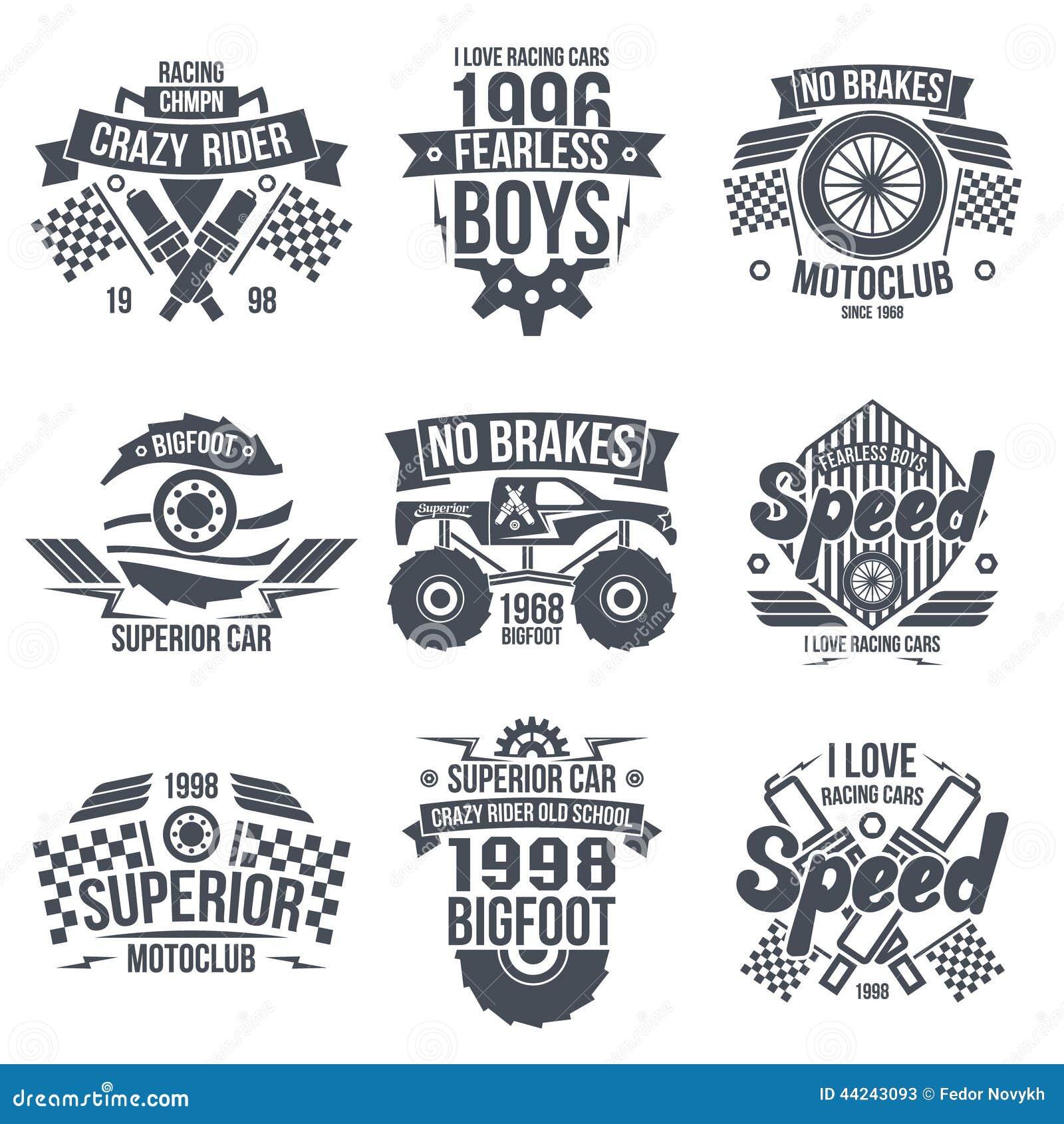 Race Car Graphic Design Program