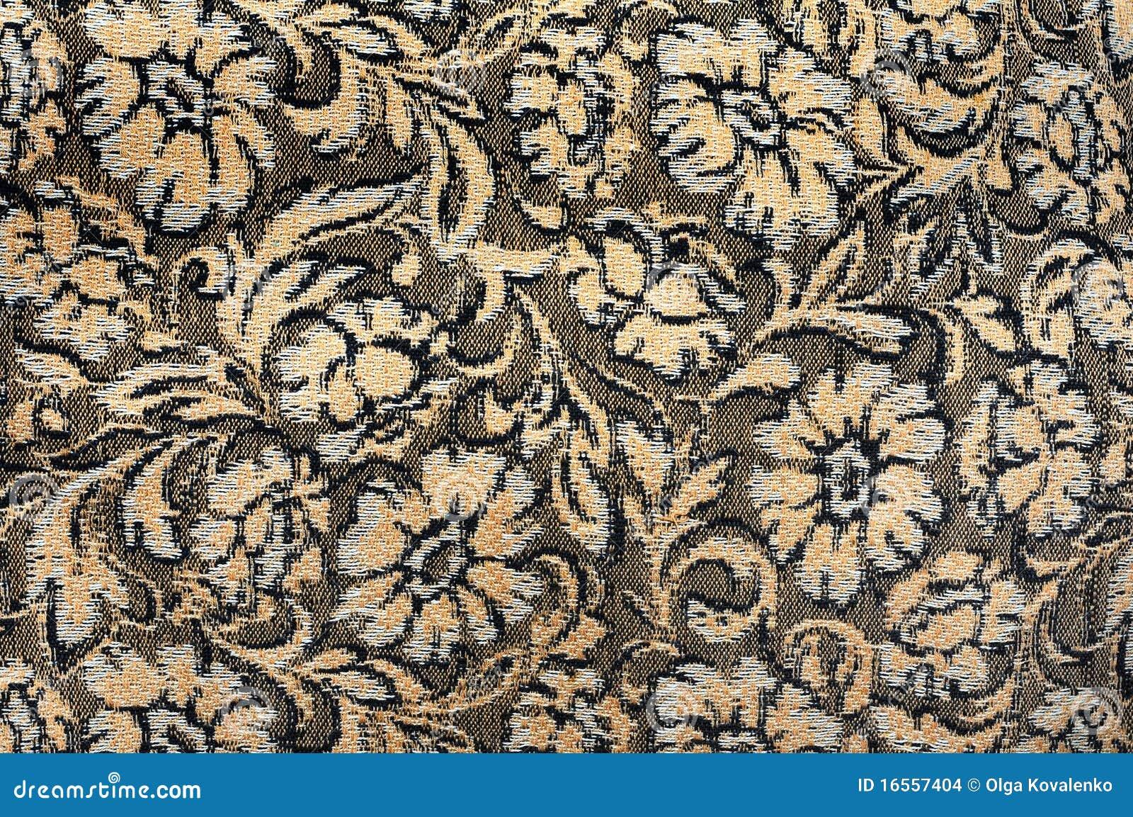 New embroidery cloth texture makaroka