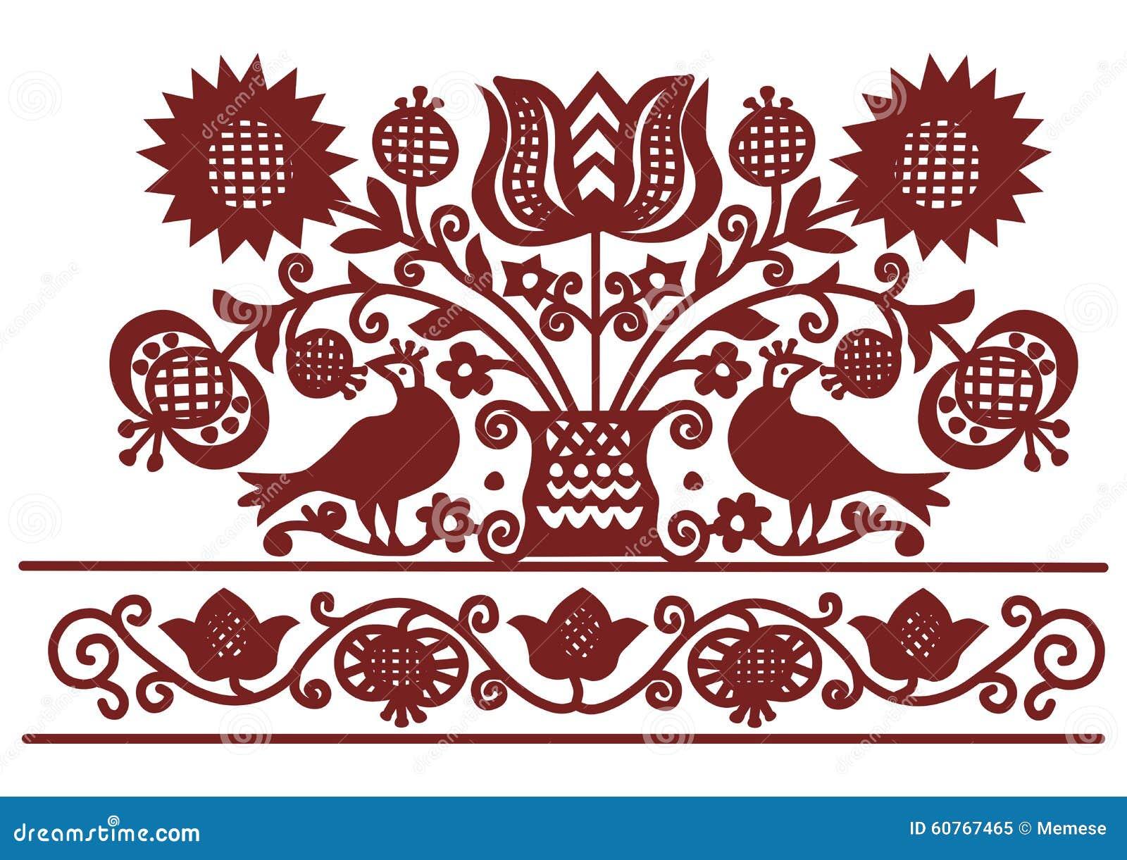 Embroidery Pattern 7 Stock Photo - Image: 60767465 | 1300 x 1009 jpeg 206kB
