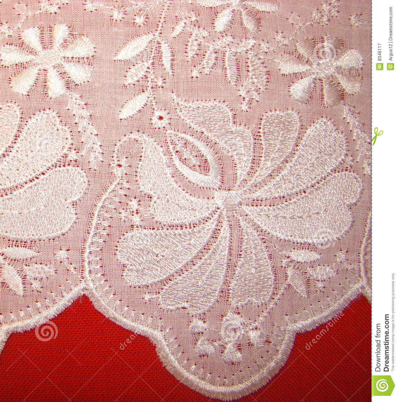 Background batik pattern stock photography image 803022 - Background Pattern Embroidery Rishelye On A White Batic Royalty Free Stock Photography