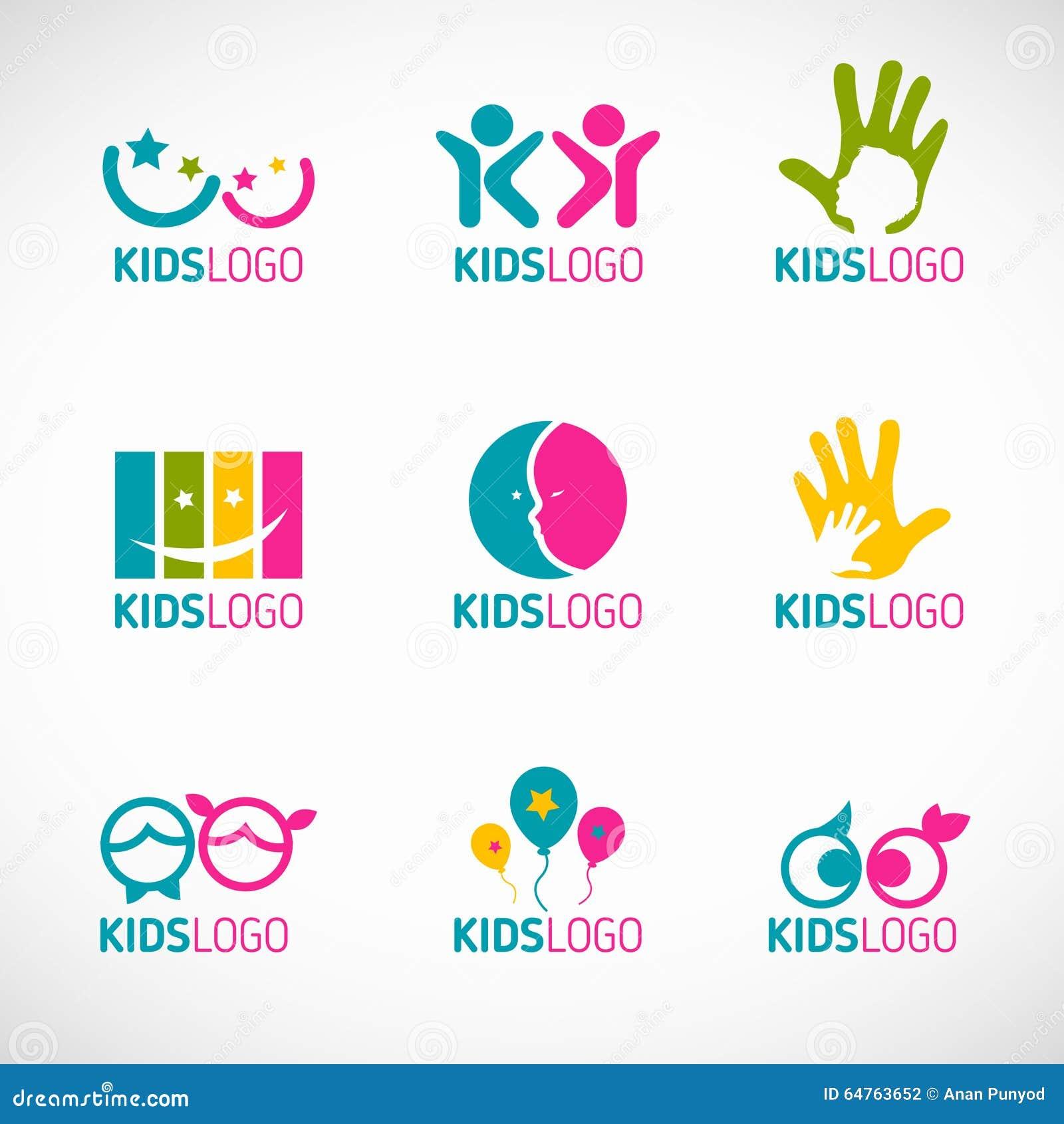 Embroma diseño determinado del vector del logotipo