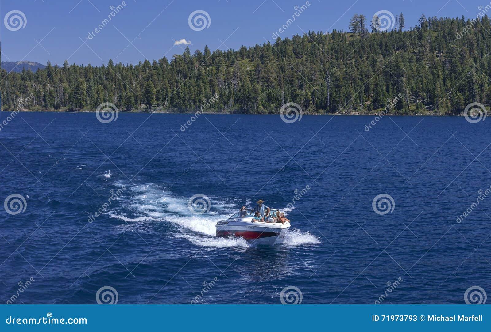 Emerald Bay Boating