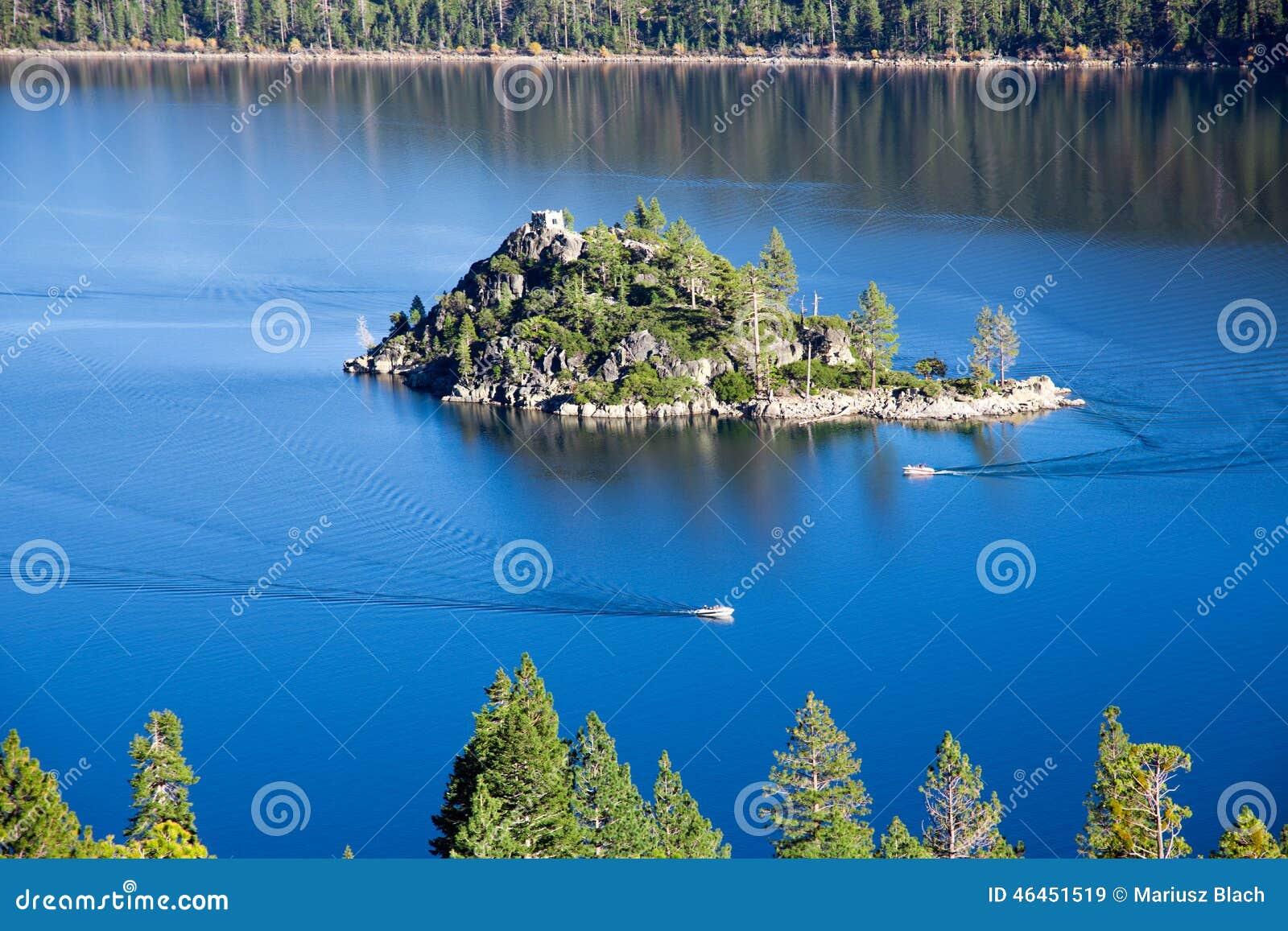 Emerald Bay-eiland