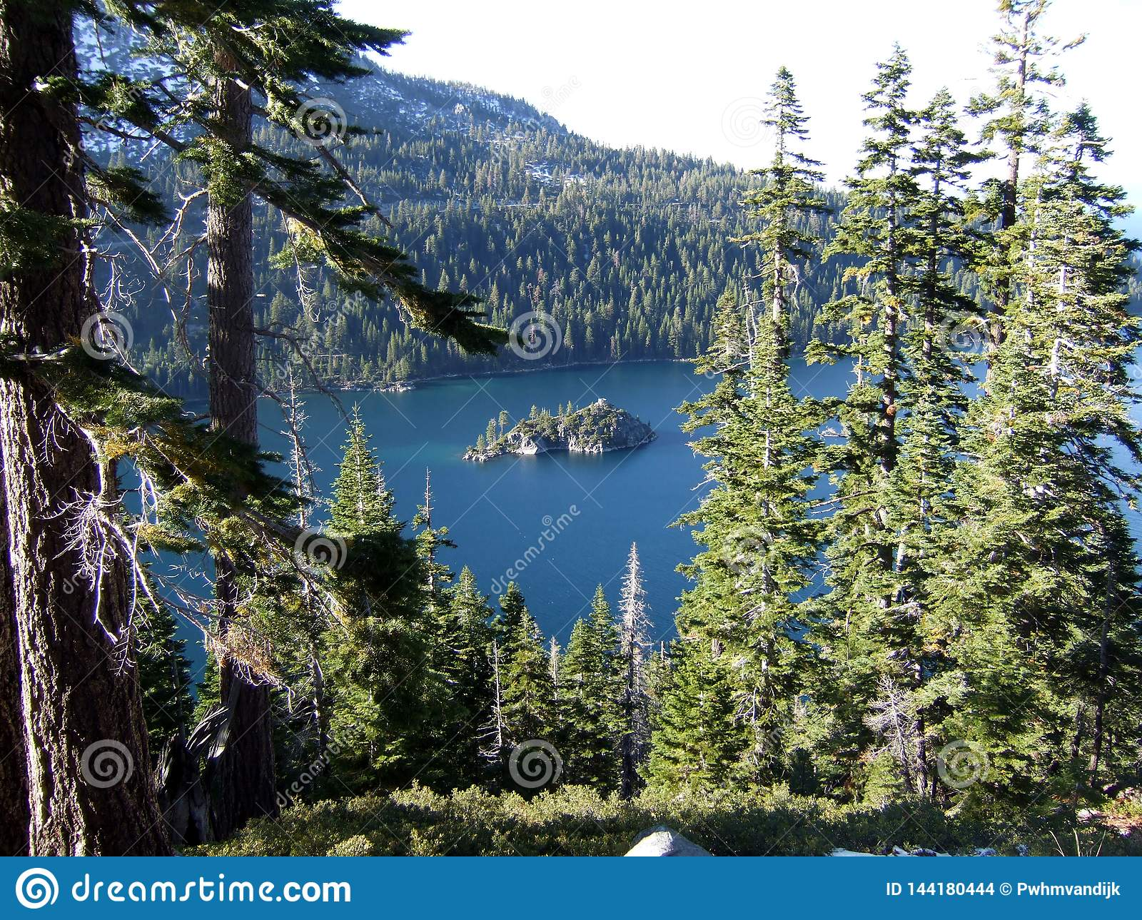 Emerald Bay State Park in South Lake Tahoe & Stateline