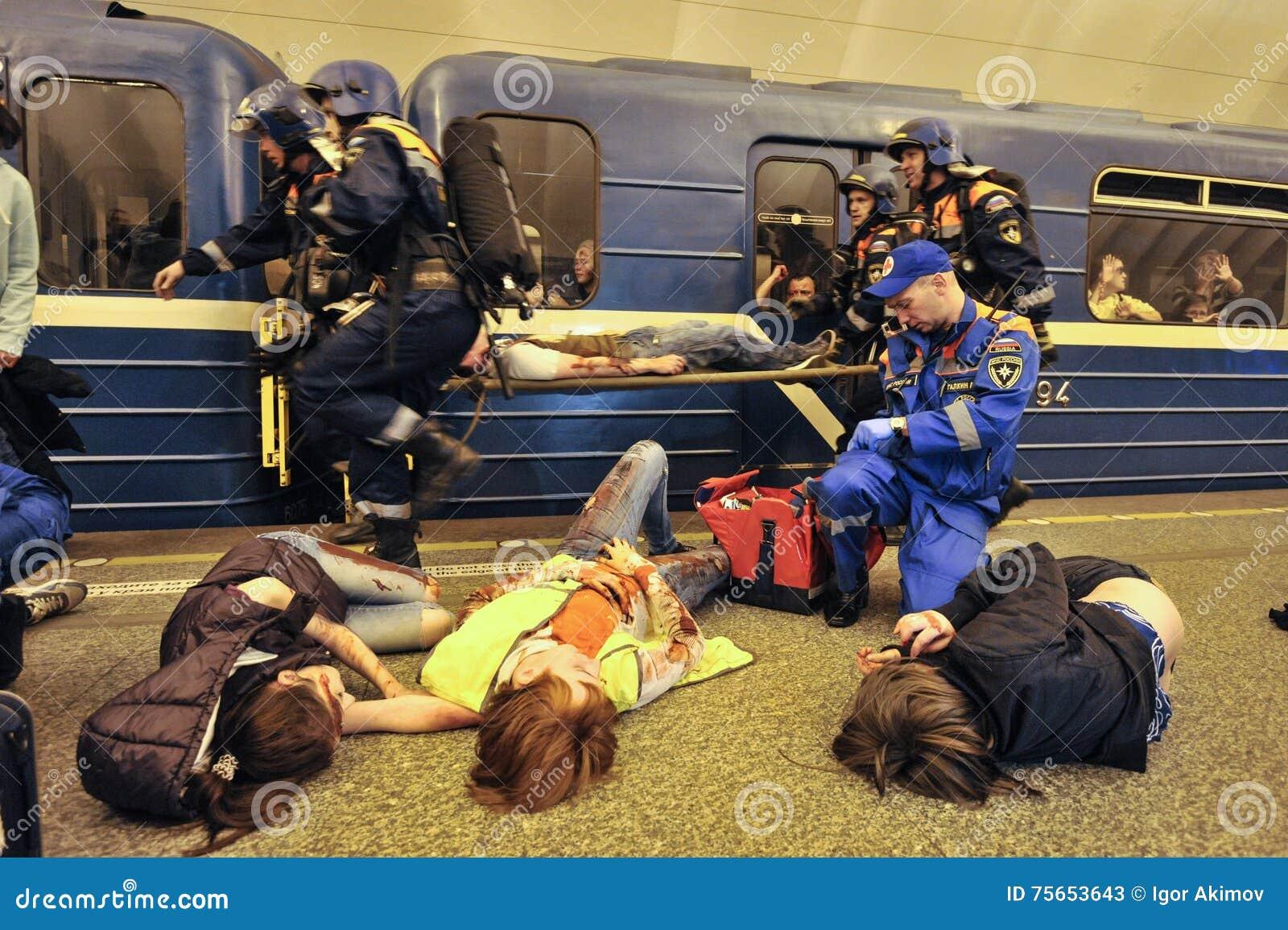 Emergencies ministerstwa ćwiczenia