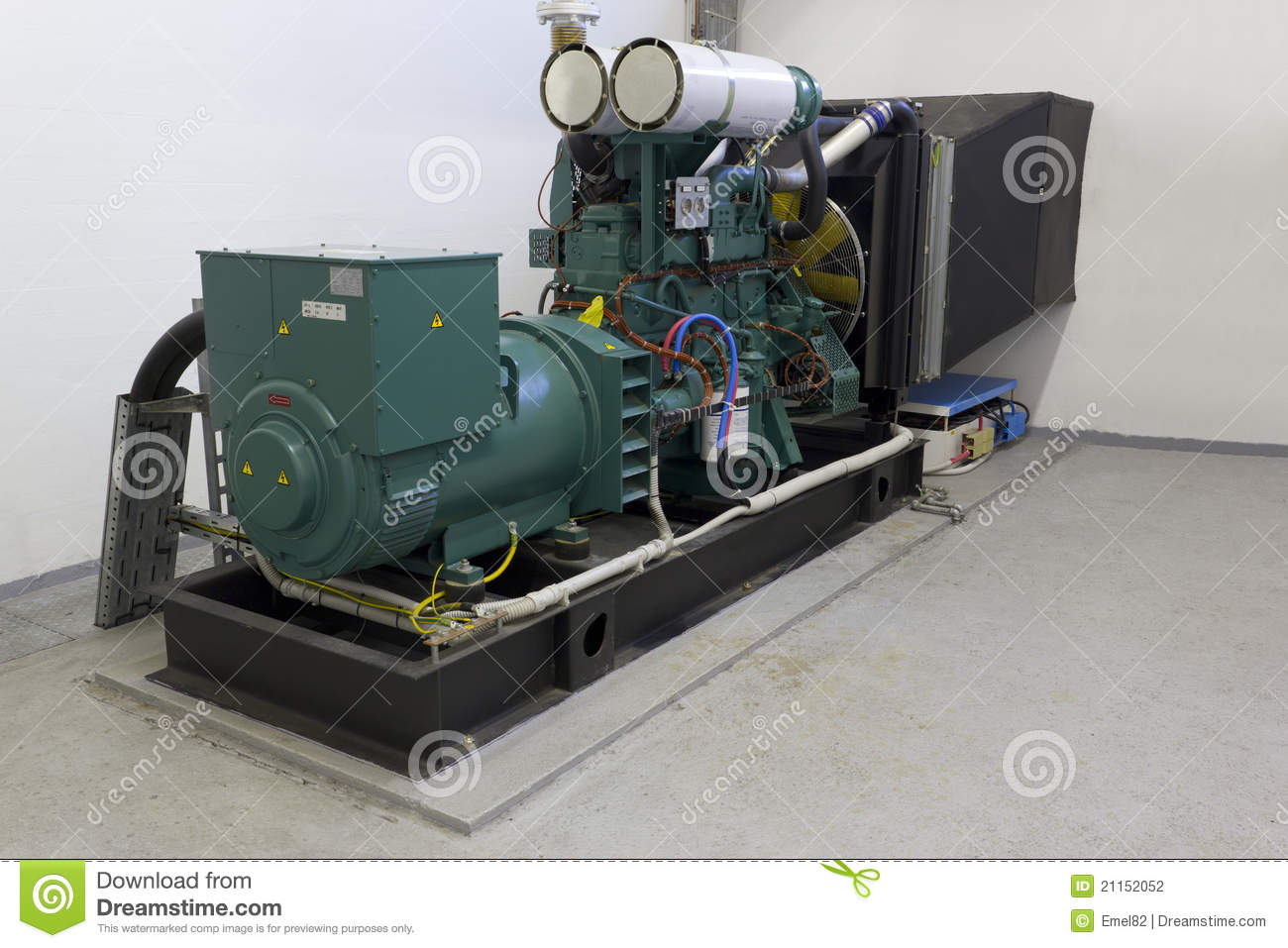 emergency diesel generator testing Routine tests for diesel generator the engine shall be run in the works to demonstrate satisfactory performance and the correct operation of all control ancillary apparatus.
