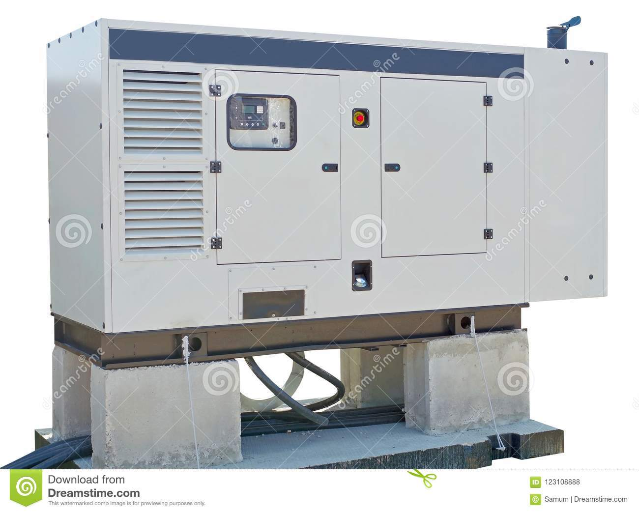 Electrical Power Generator For Download Emergency Electric Power Generator Box Stock Photo Image Of Mobile Electric 123108888 Mobile