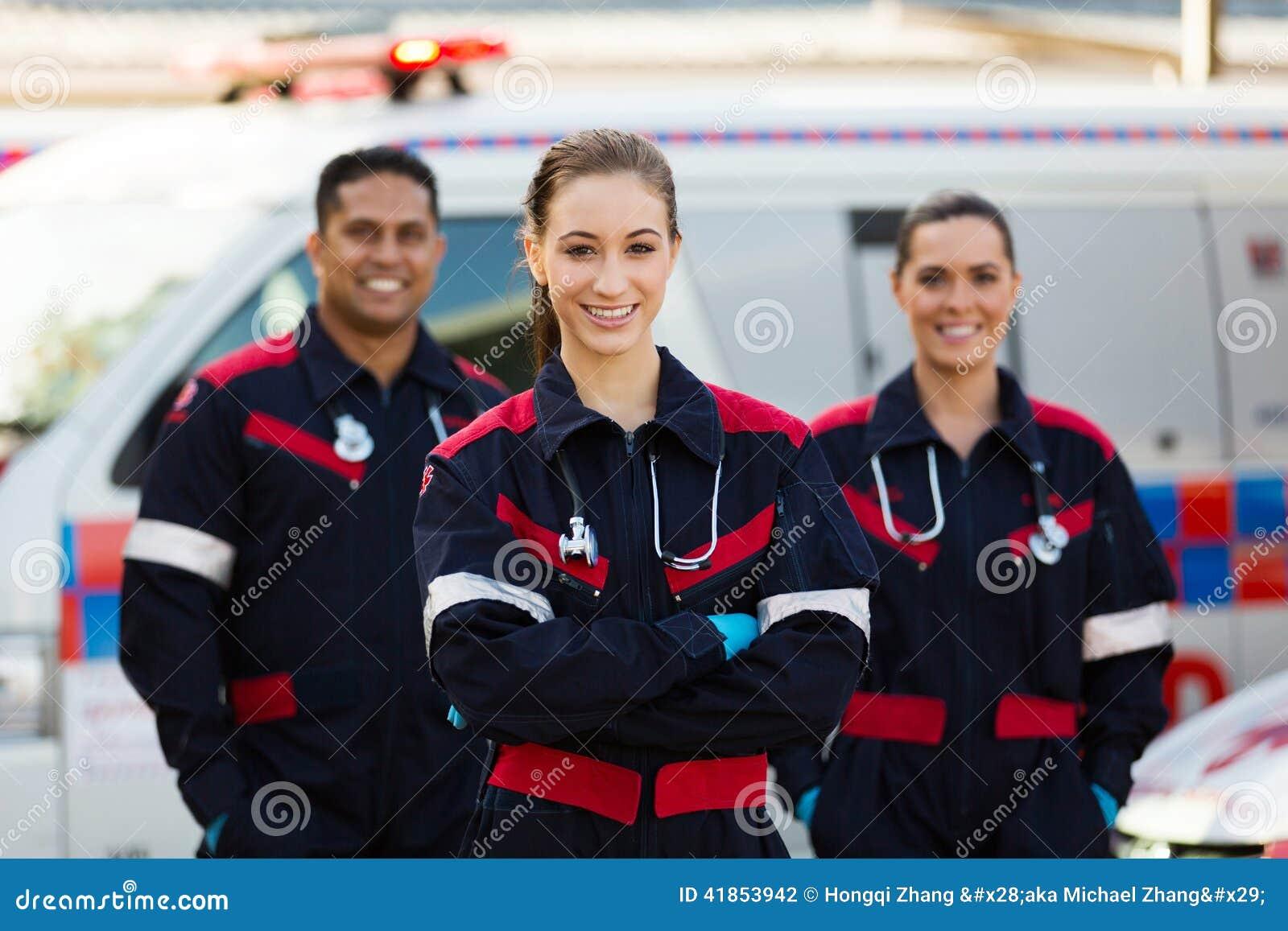 Emergency medical technicians