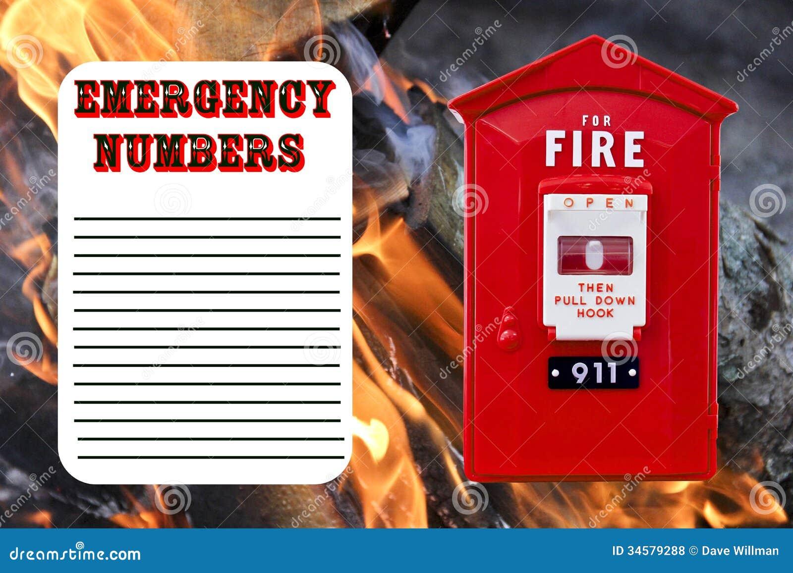 Emergency Phone Numbers List For Kids Emergency Phone Number List