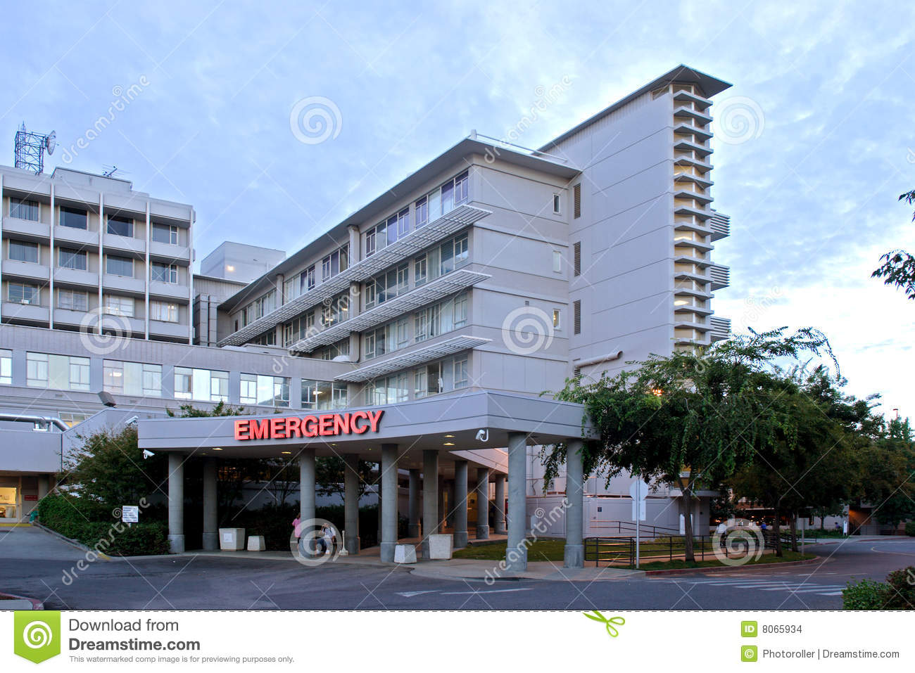 Emergency room entrance at a hospital stock photo image of notice royalty free stock photo thecheapjerseys Choice Image