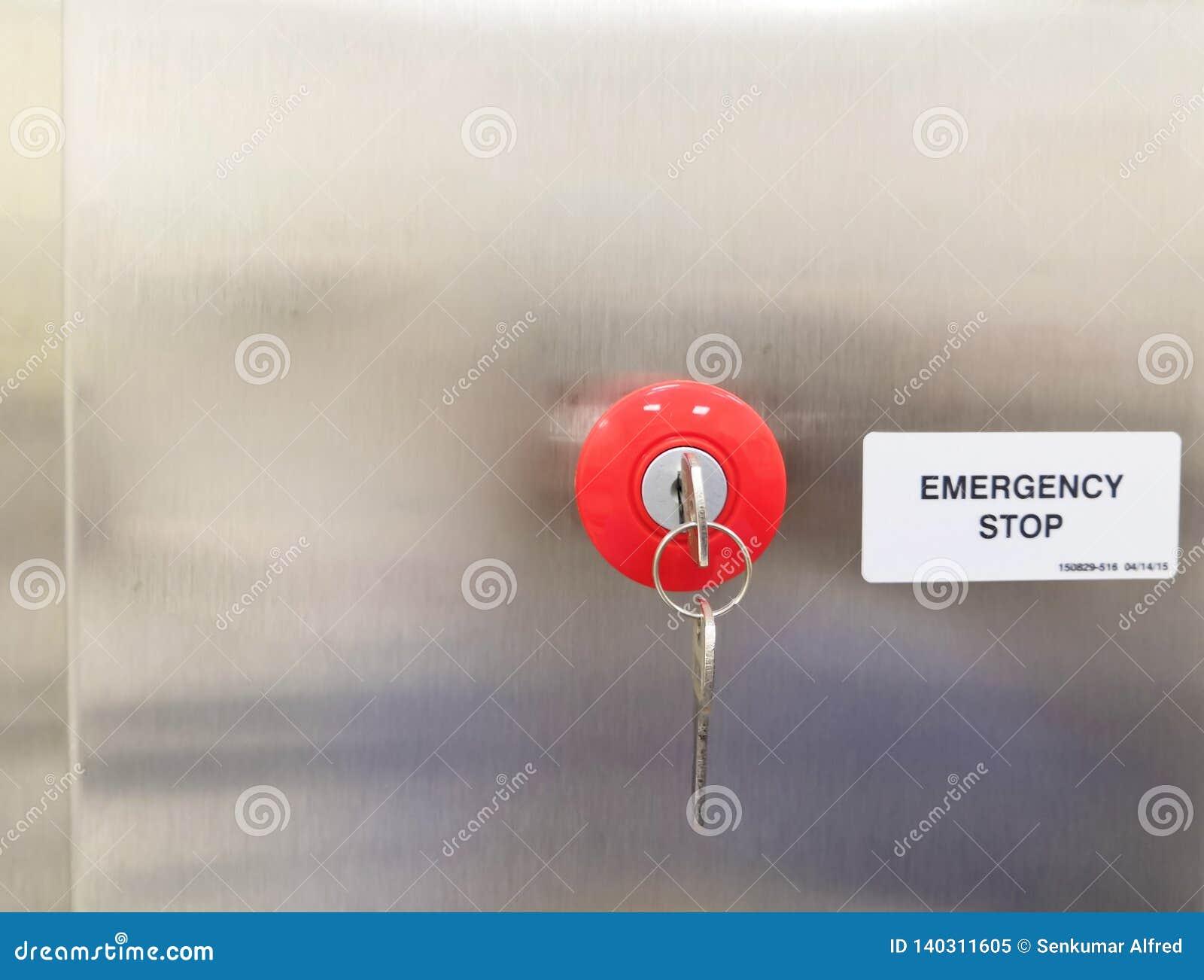 Emergency Shutdown Switch