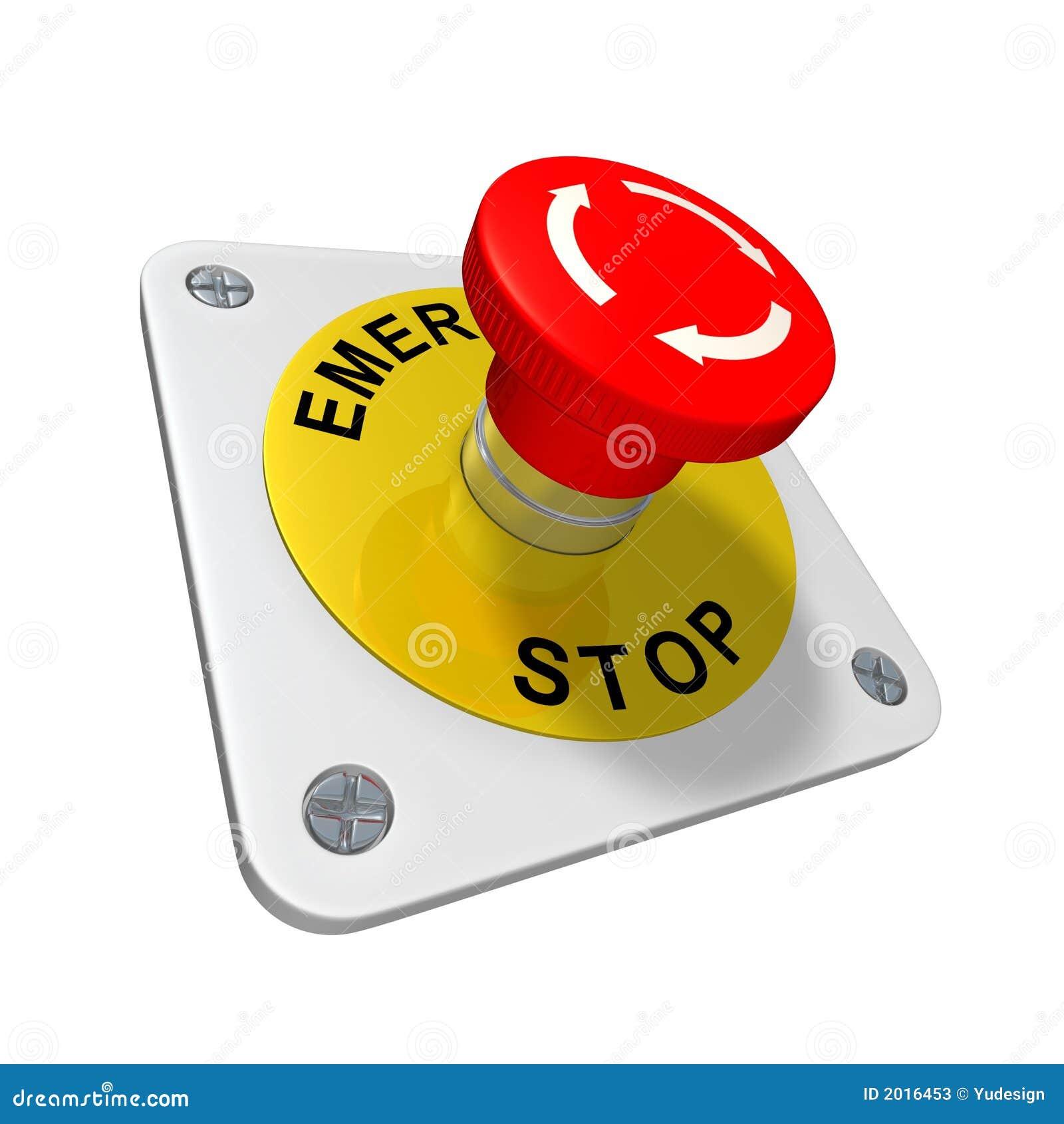 Emergency stop stock illustration illustration of stop 2016453 emergency stop buycottarizona Images