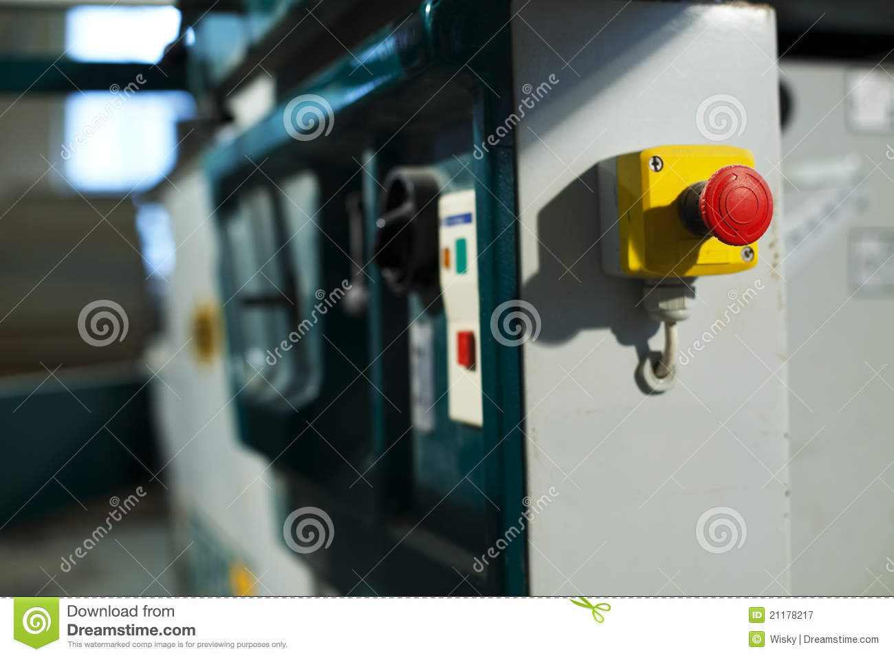 Emergency stop icon clipart emergency off - Royalty Free Stock Photo Download Emergency Stop