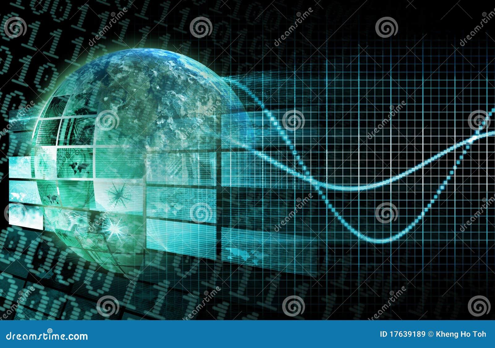 Emerging Technologies Stock Illustration Image Of