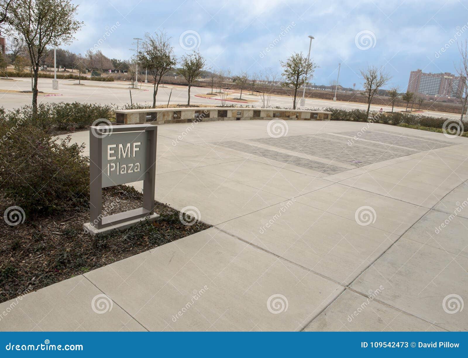 EMF广场,全国ACEP总部,达拉斯,得克萨斯