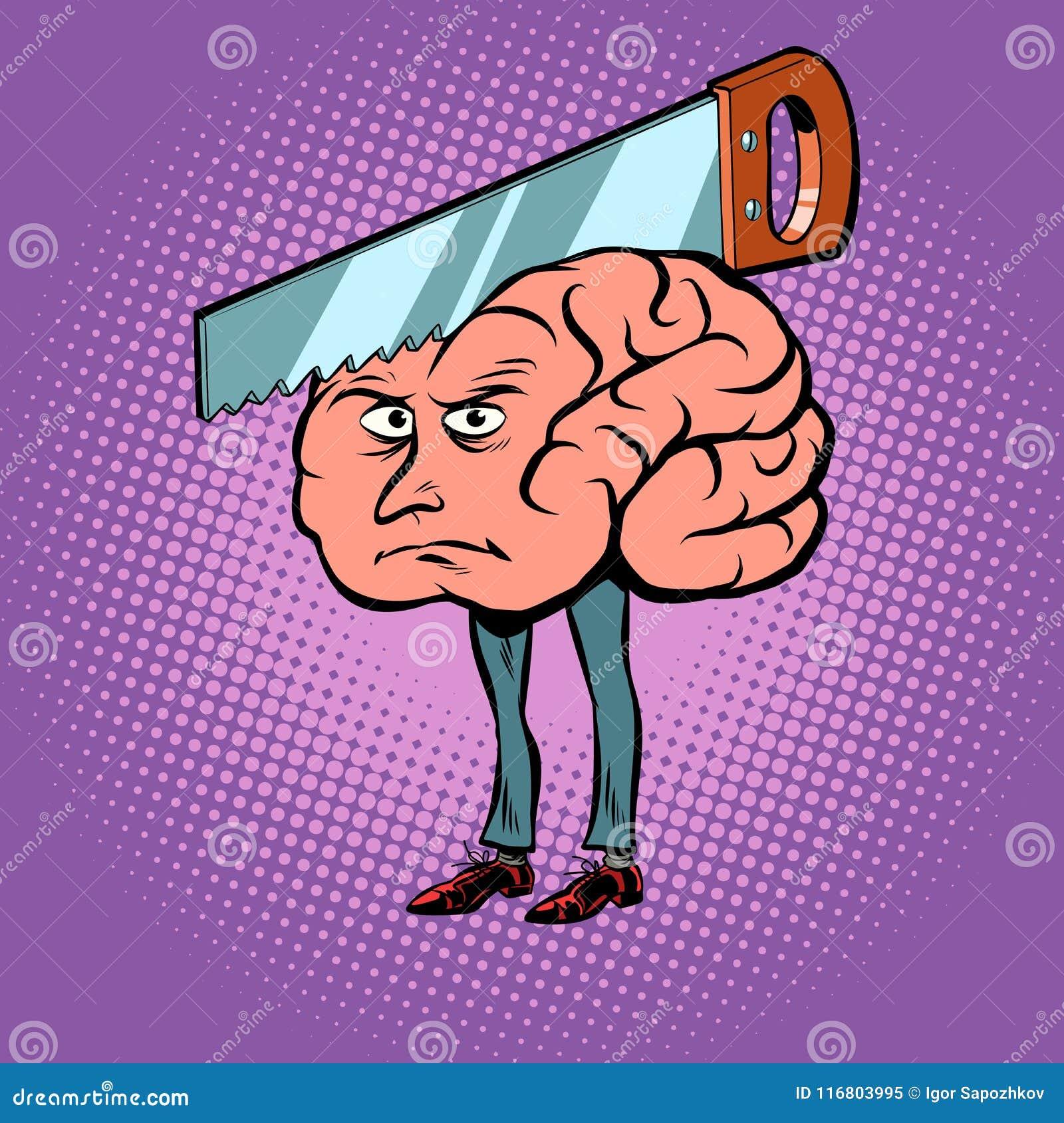 Emicrania Sega nel cervello