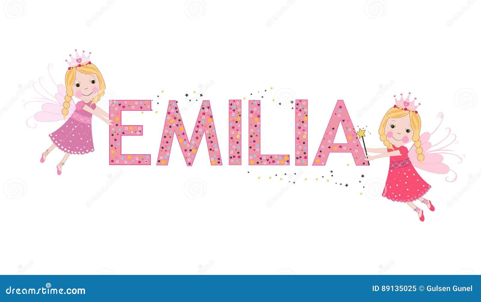 Картинки с именем эмилия, картинки веселые именные