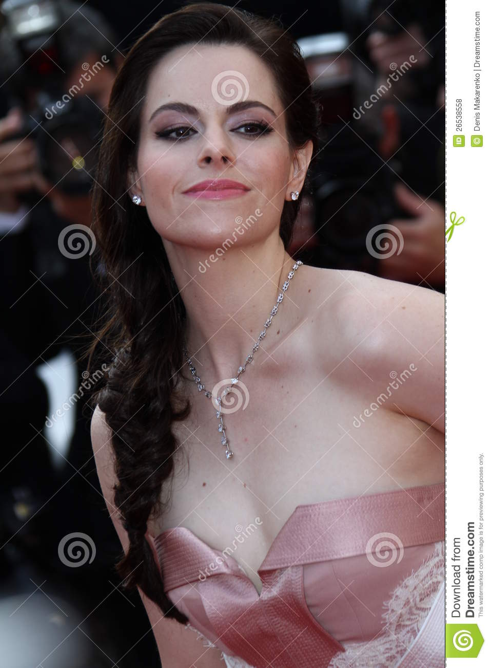 CANNES, FRANCE - MAY 26: Emily Hampshire attends the 'Mud' Premiere ...