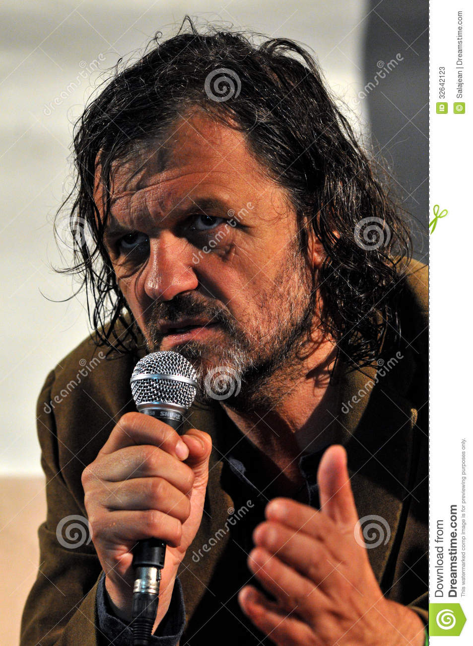 emir kusturica on the milky road