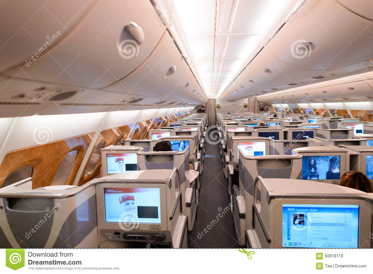 The main difference between business class Arab airlines from European 29