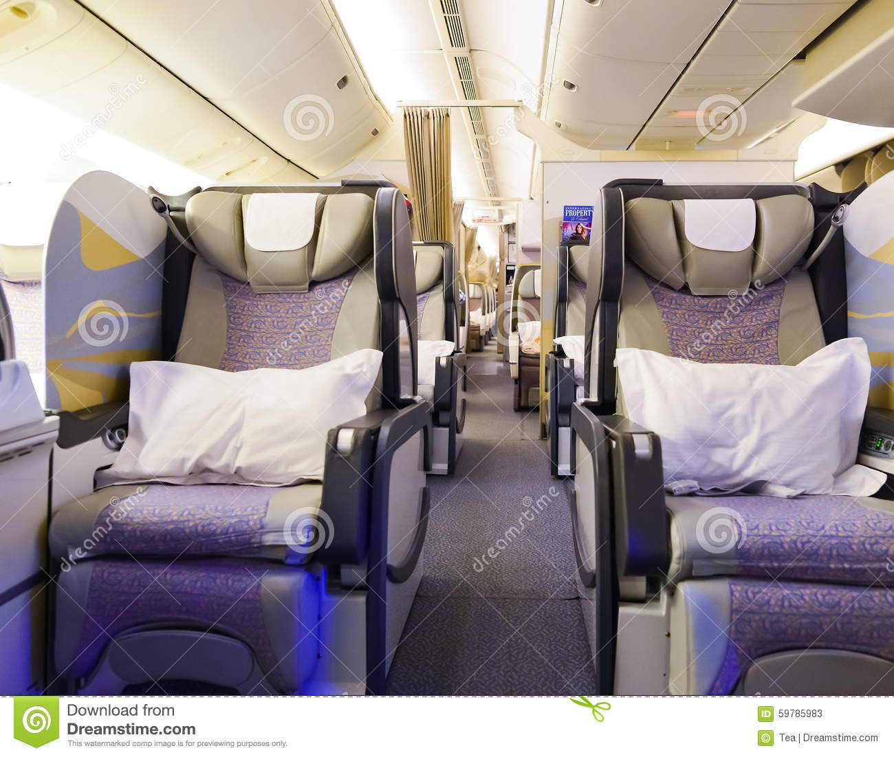 Emirates first class boeing 777 interior editorial stock for First class 8 interieur