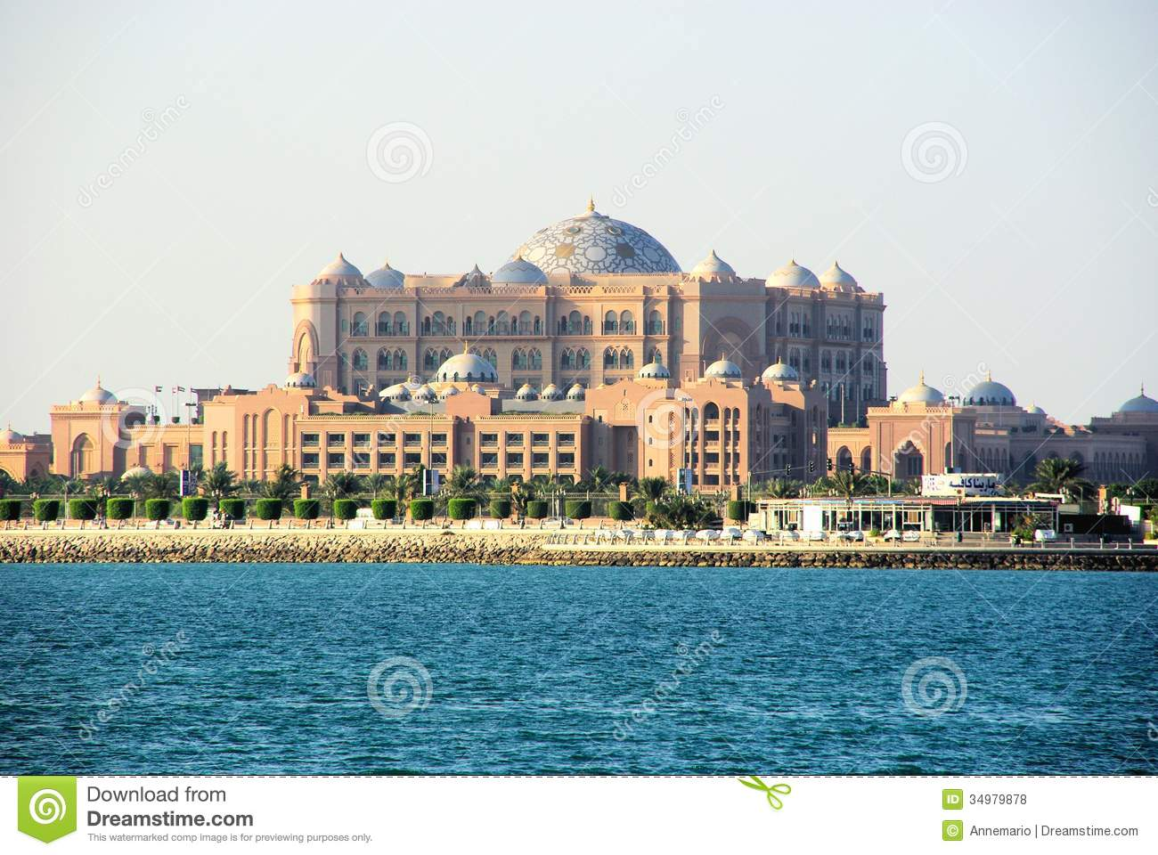 Abu arab dhabi emirates hotel luxury