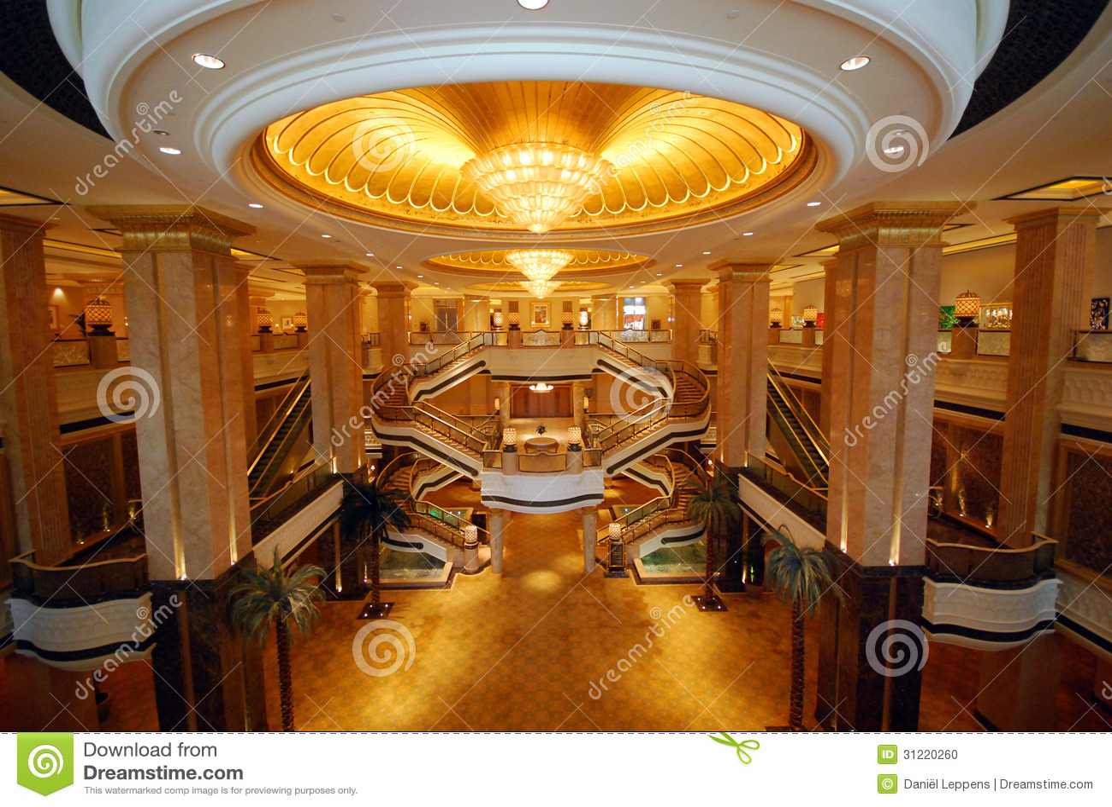 Emirates Palace Editorial Photo 46866417
