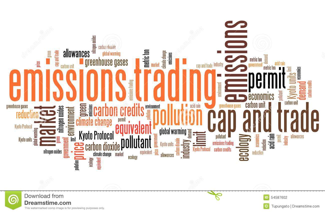 Emission trading system kyoto protocol