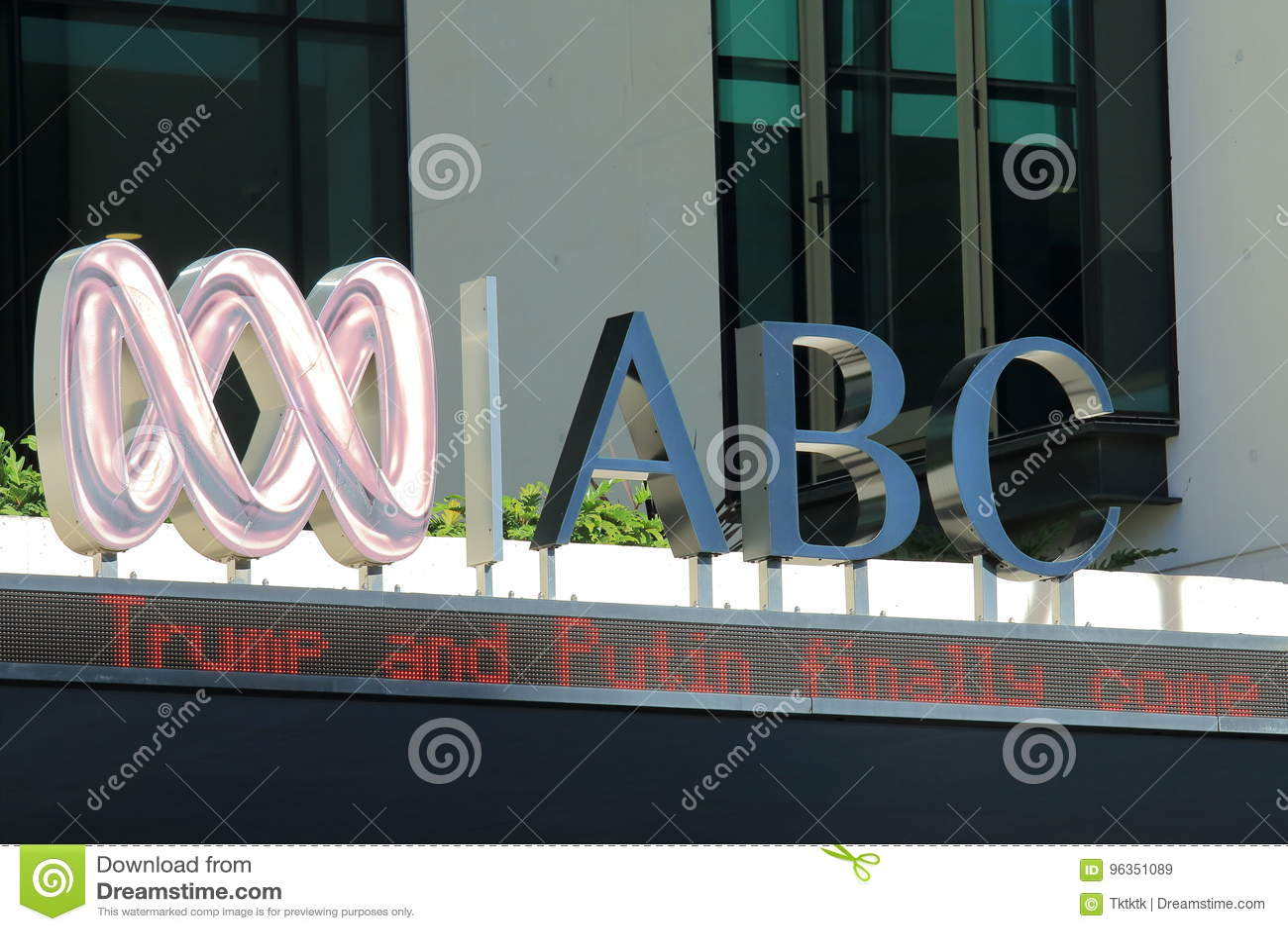 Emittente australiana Australia di ABC