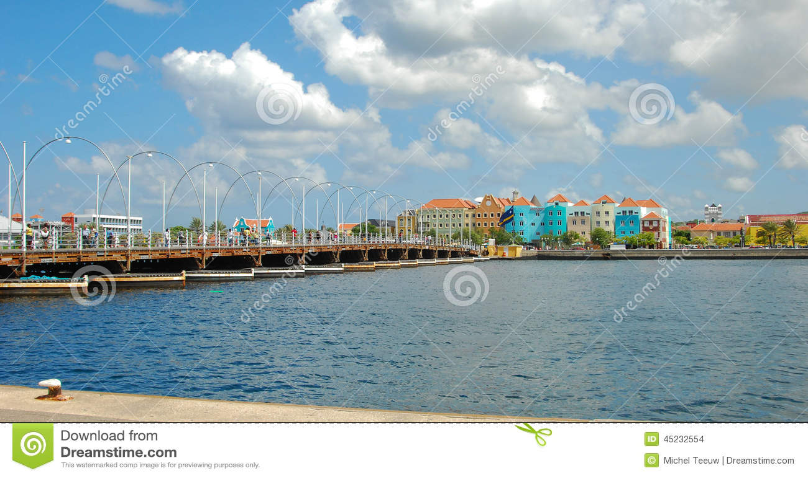 Emma Bridge Curacao