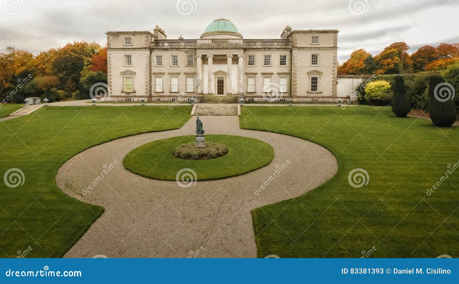 Emo Court House Portlaoise irlanda
