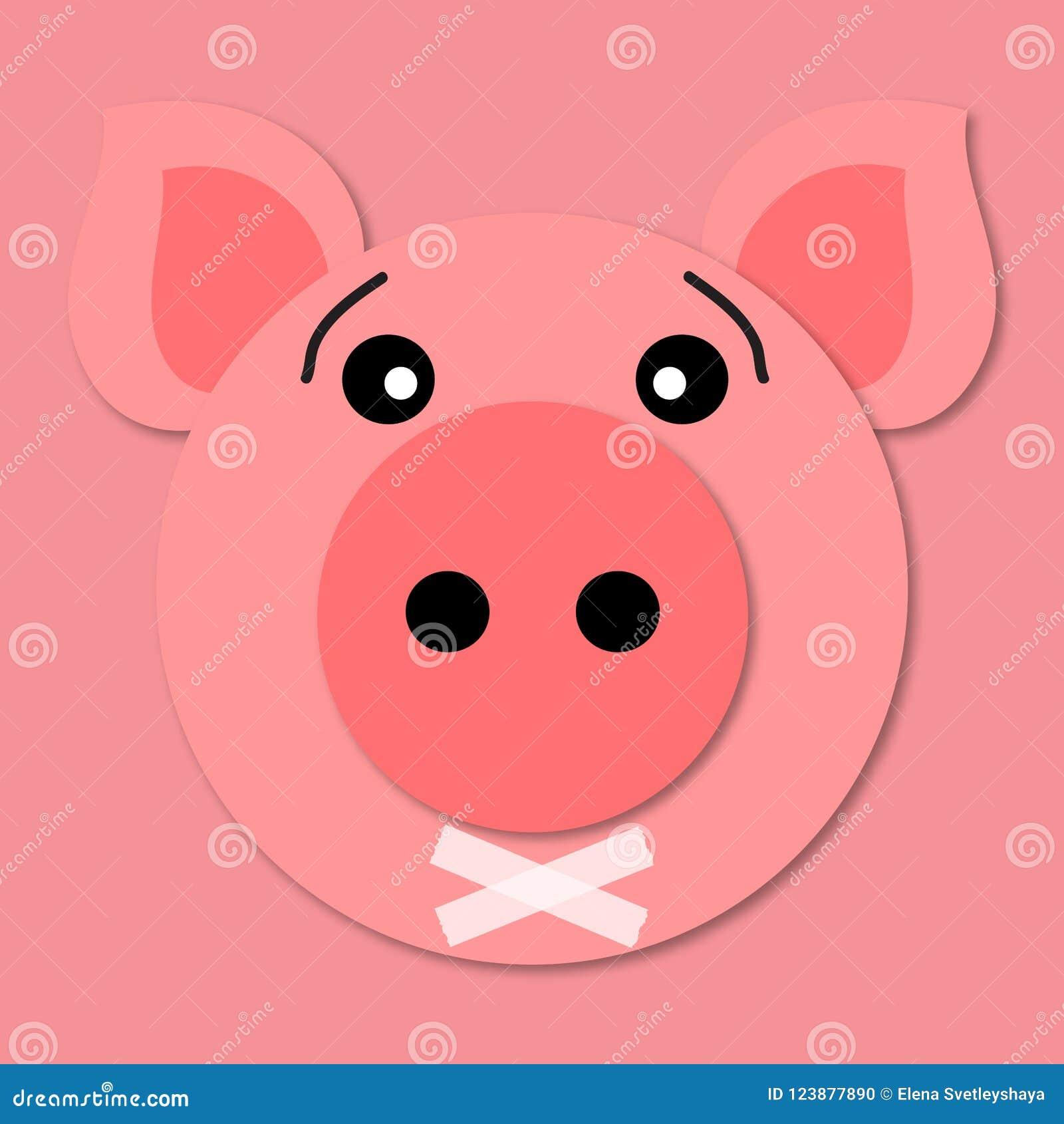 Red Leaf Pig Emoji Wwwtopsimagescom