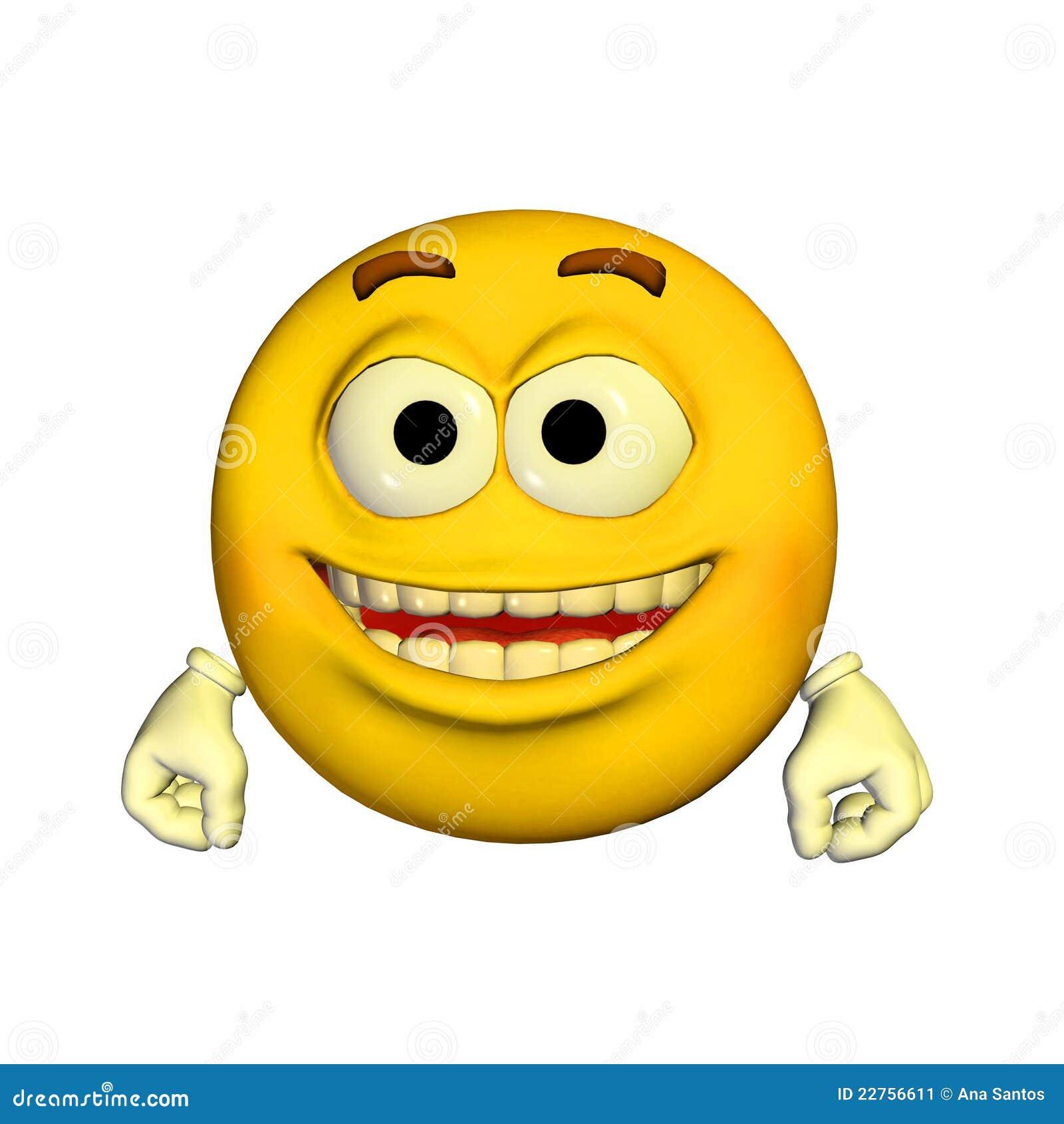 Emoticon - molto felice
