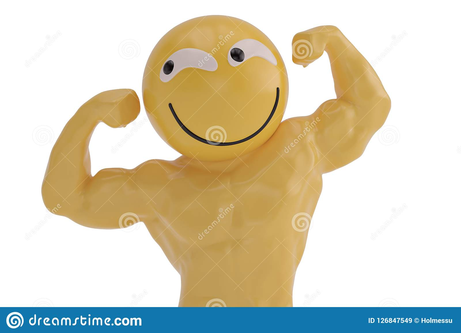 Muscle Emoticon Stock Illustrations 513 Muscle Emoticon Stock Illustrations Vectors Clipart Dreamstime