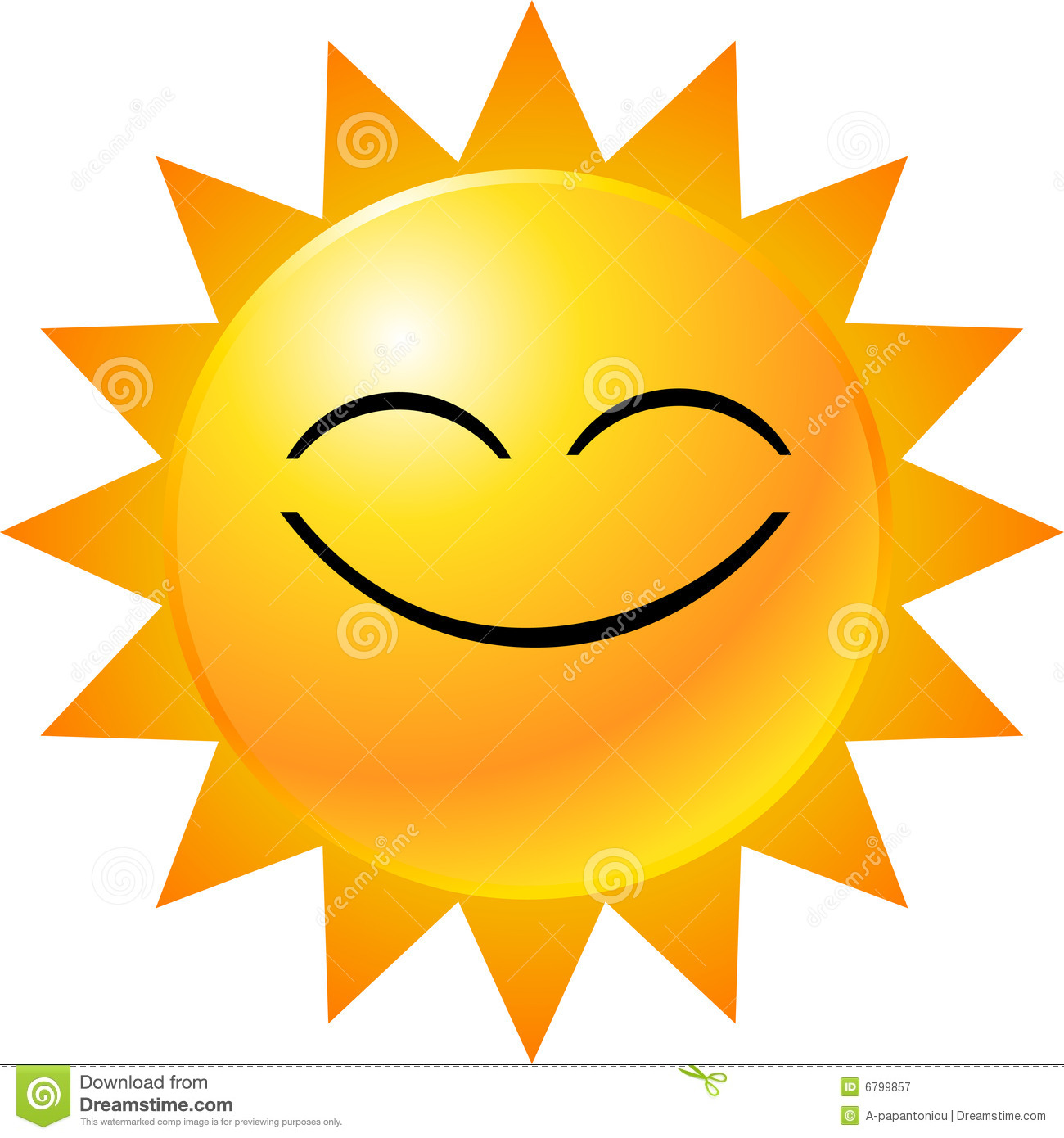 Emoticon Smiley Face Royalty Free Stock Photography - Image: 6799857
