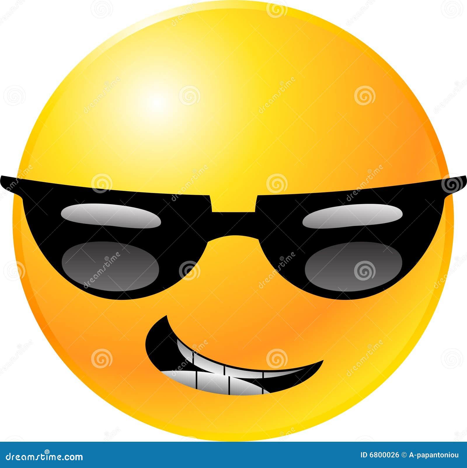 Emoticon Smiley Face Stock Vector. Illustration Of Head