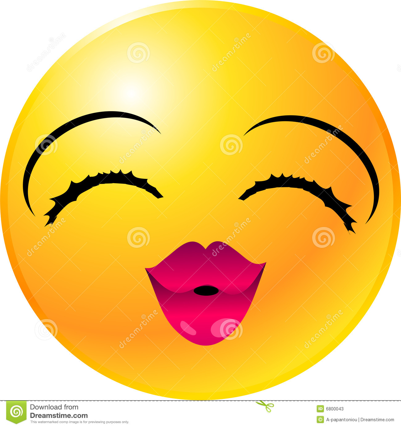 One Line Art Smiley : Emoticon smiley face stock vector illustration of