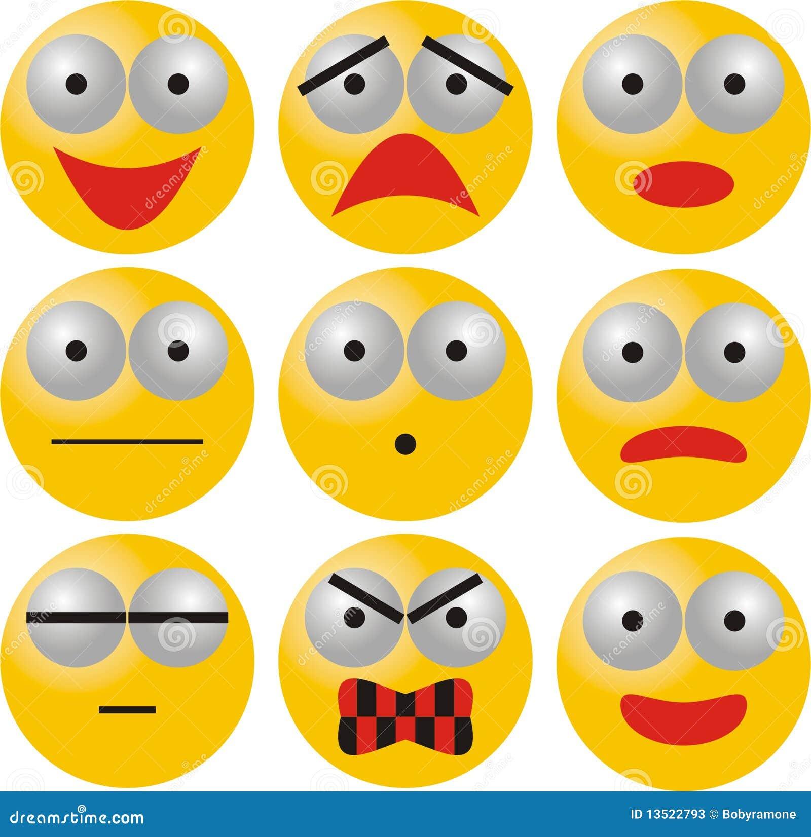 Emotions Stock Photos - Image: 13522793