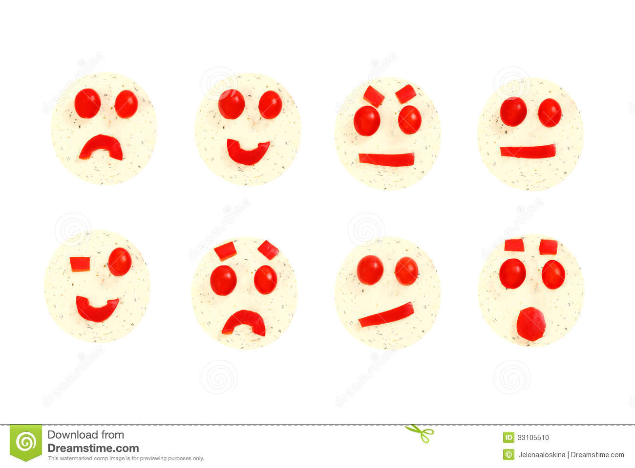 Emotions Stock Photo