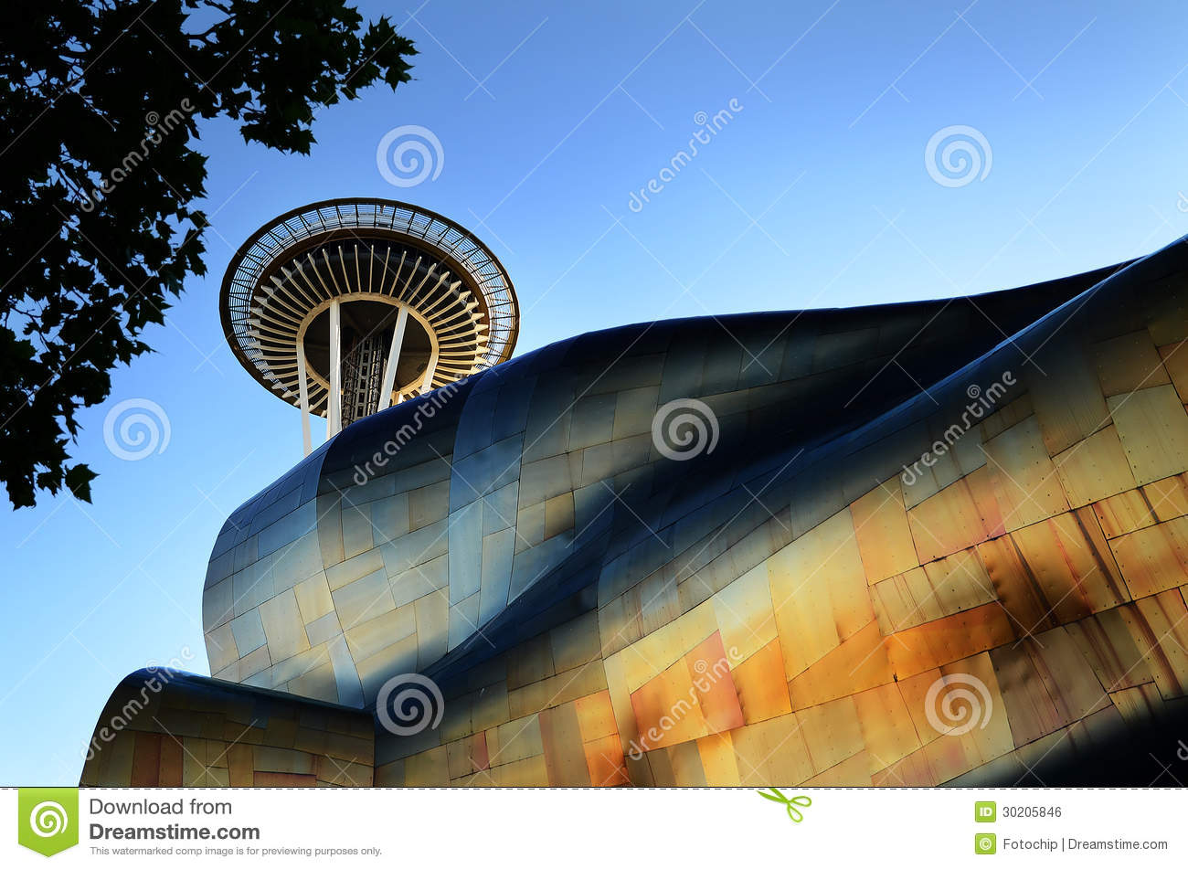 Emp muzeum, Seattle