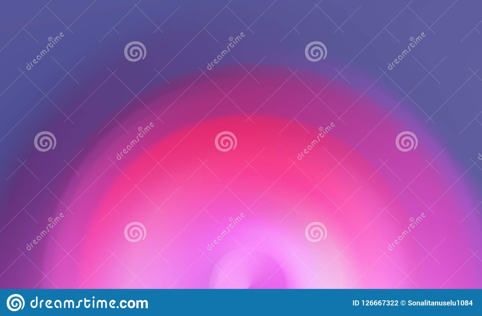 Empañe el diseño abstracto colorido del vector del fondo, fondo sombreado borroso colorido, ejemplo vivo del vector del color