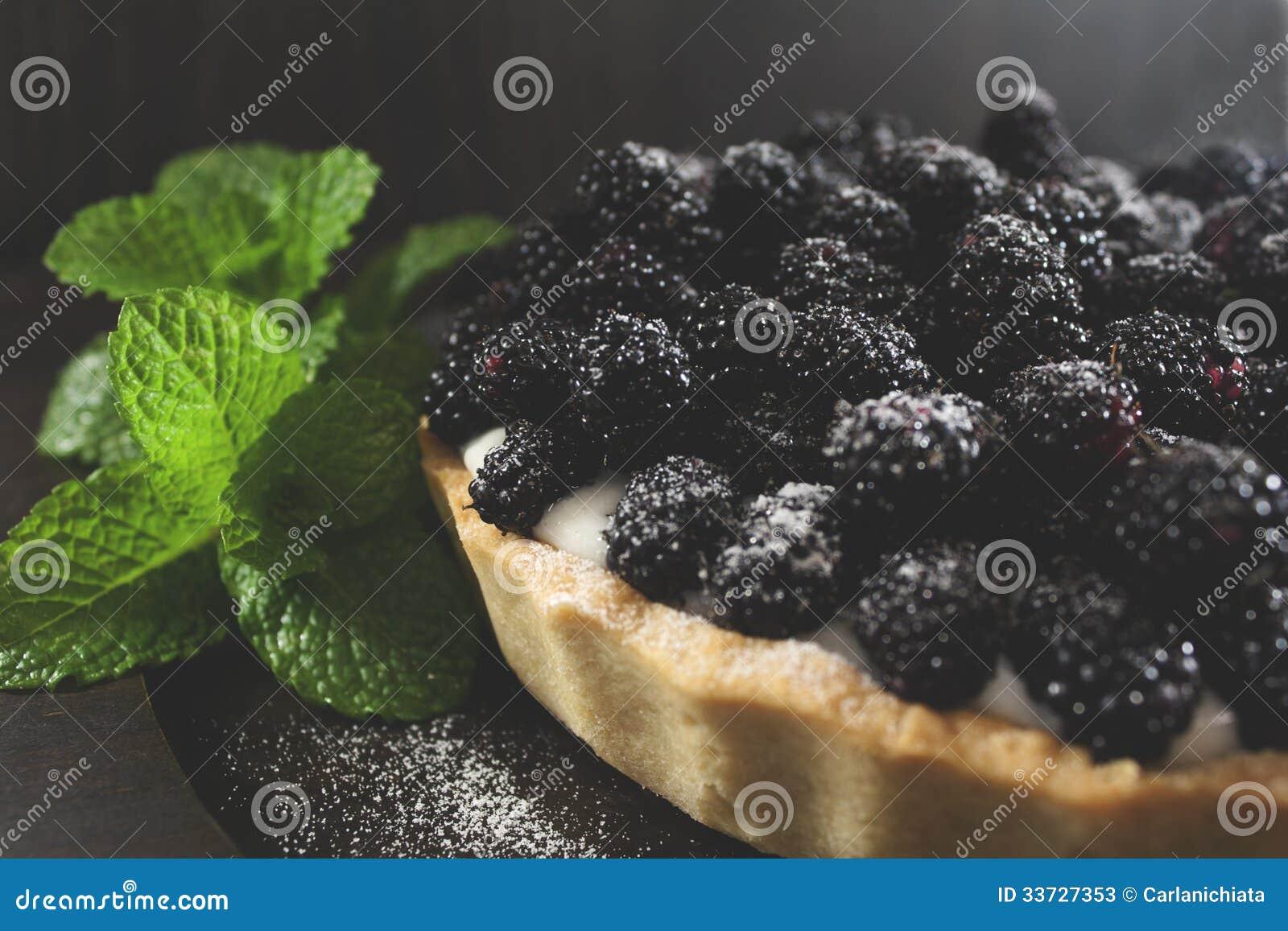 Empanada de Blackberry