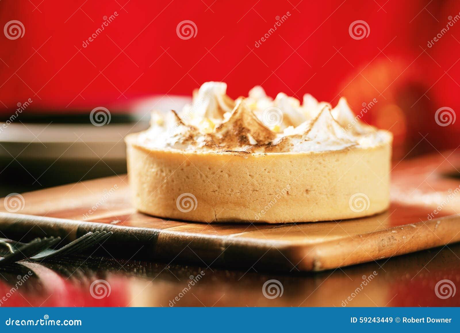 Empanada de merengue de limón