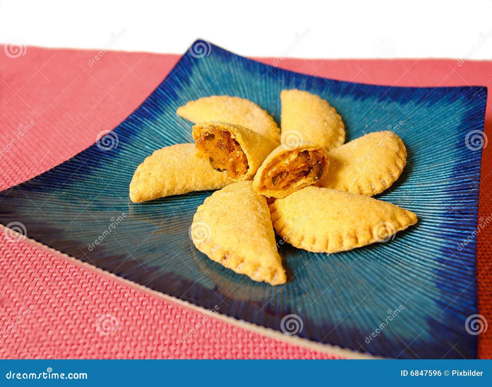 Empanadas van de kip