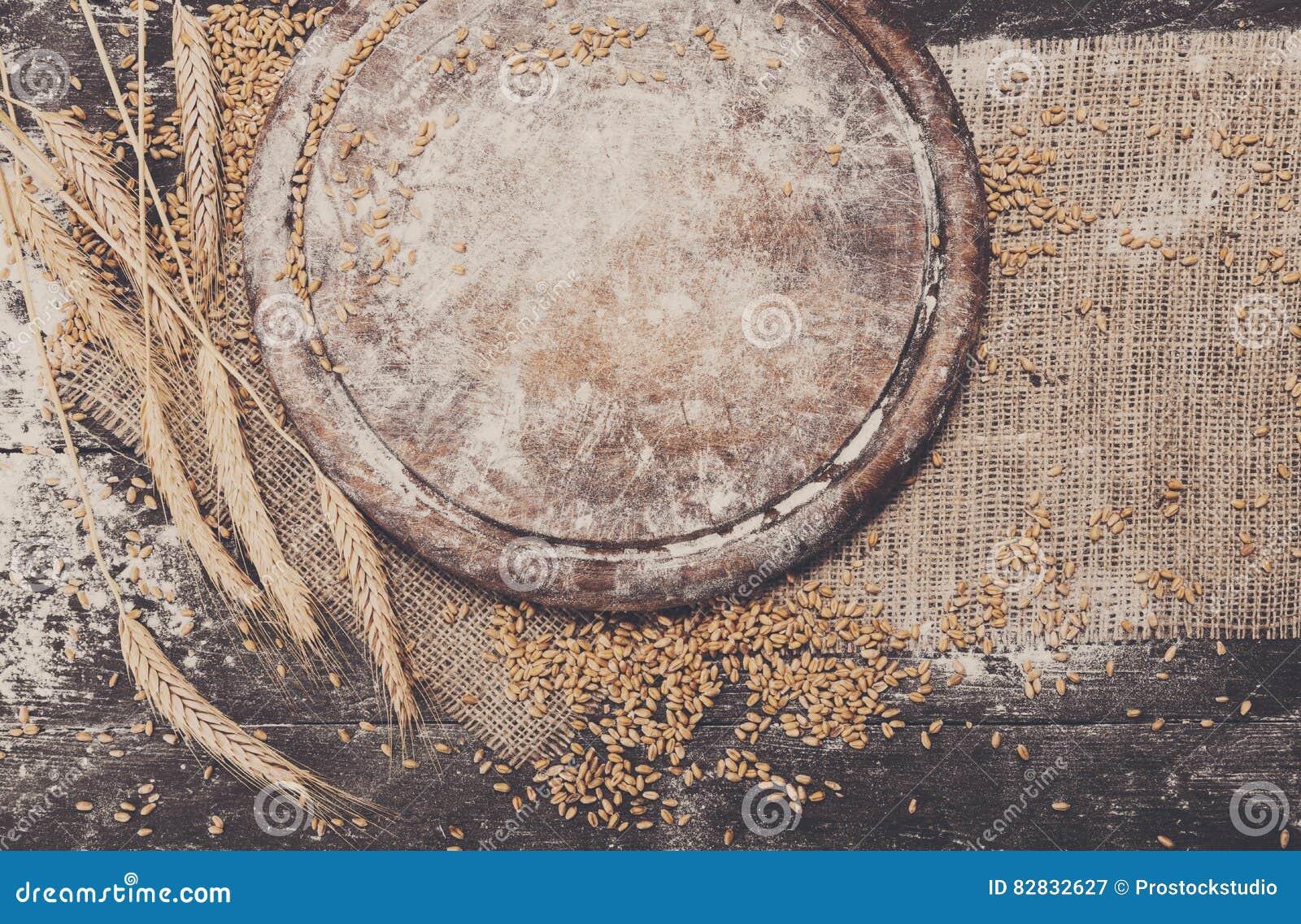 Homemade Pot madera del grano