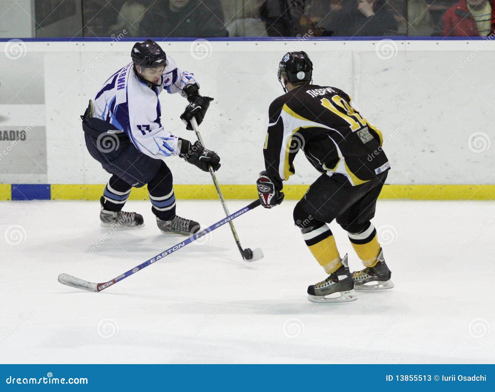 Emparejamiento del hockey sobre hielo