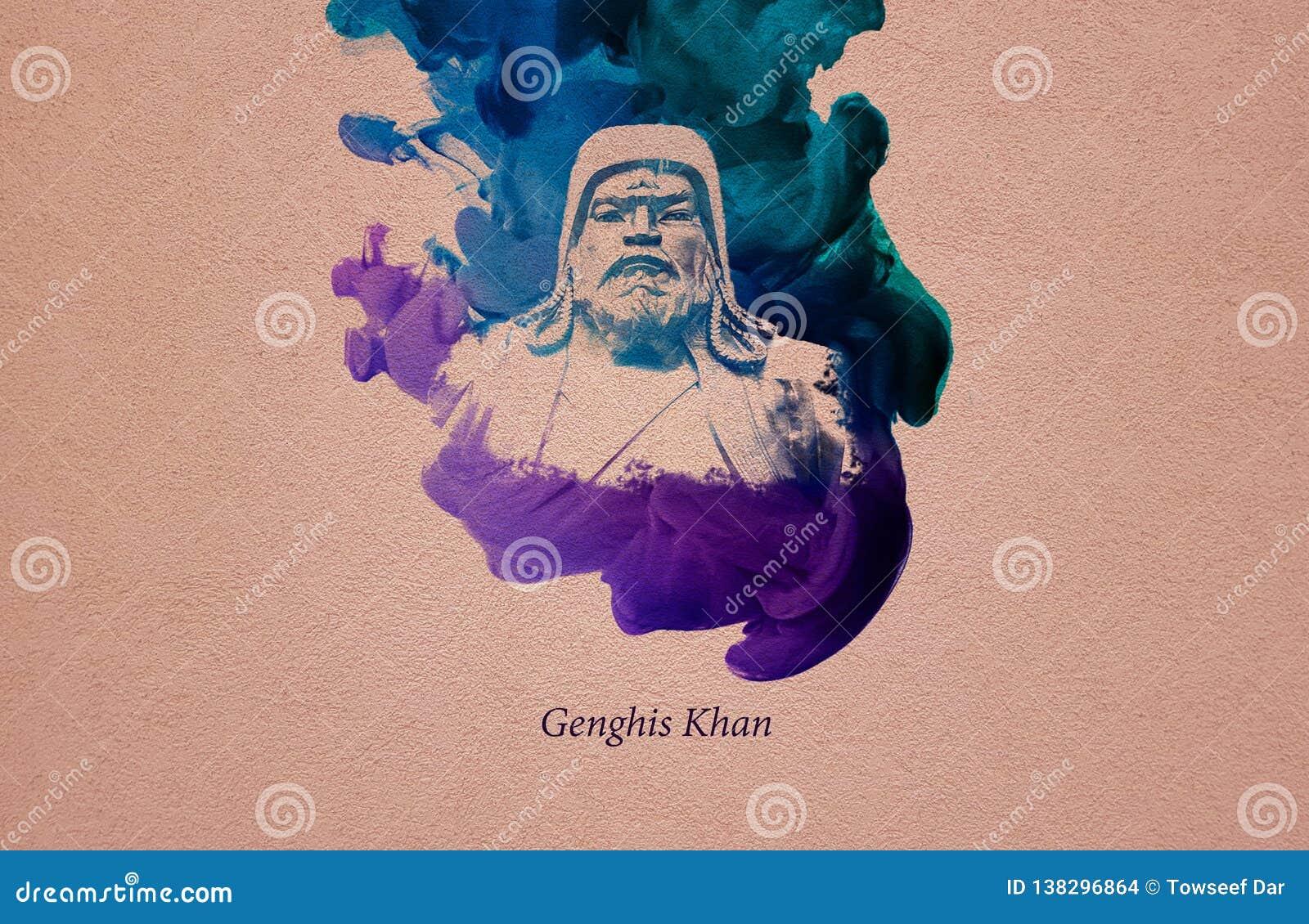 Empereur Genghis Khan
