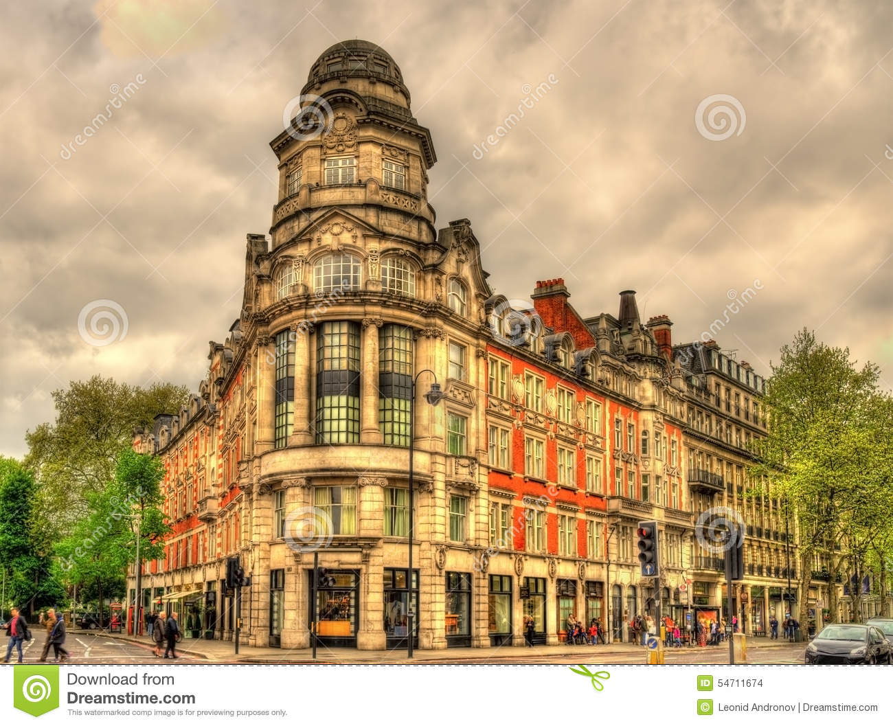 Editorial Stock Photo. Download Empire House ...